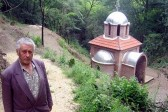 Pensioner built a church in the woods because of a strange dream