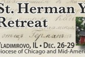 Diocese of Chicago and Mid-American St Herman's Youth Conference Slated for Rockford, IL
