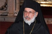 Greek Orthodox Bishop Khoury: I have never urged Christians to take up arms