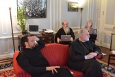 Preconciliar Commission holds first meeting