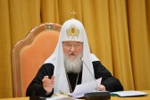Regular religious services are conducted only in half of Moscow's 958 Orthodox churches