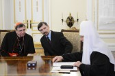 Catholic-Orthodox ties 'improve significantly' in Russia, cardinal says
