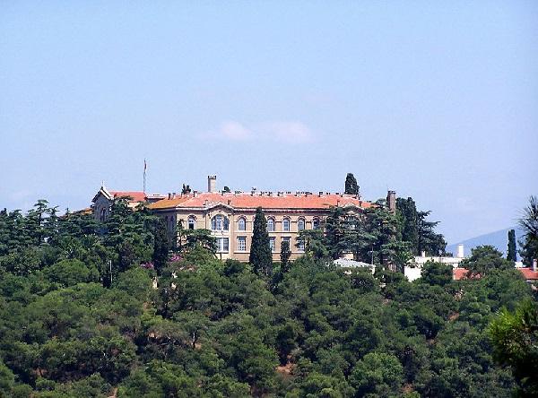 Halki Seminary, Heybeliada