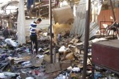 Moscow condemns Baghdad church bombing