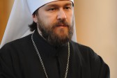 Metropolitan Hilarion's Christmas greeting to heads of non-Orthodox Churches
