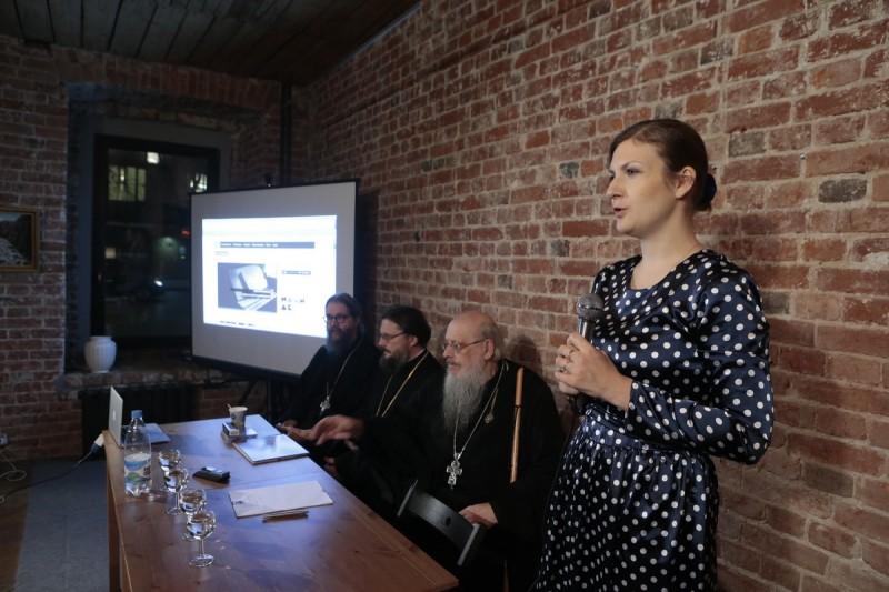 Anna Danilova, Editor-in-Chief of Pravmir.ru
