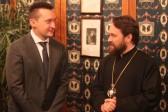 Metropolitan Hilarion begins his working visit to Hungary