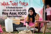 OCN Offers Firsthand Account of Syrian Crisis