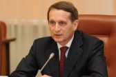 """Sergei Naryshkin does not support """"Orthodox amendments"""" to Constitution"""