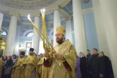 Metropolitan Hilarion: The Eucharist is the greatest blessing and consolation in this life