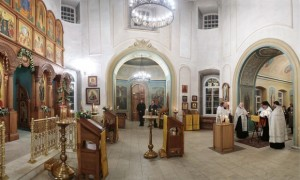 Memorial Service in Moscow for Fr.…