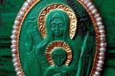 Russian artist Vladimir Mikhailov carves tokens of faith