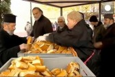 Church food banks last resort for impoverished Greeks