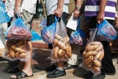 Greeks Relying on Church Food Banks
