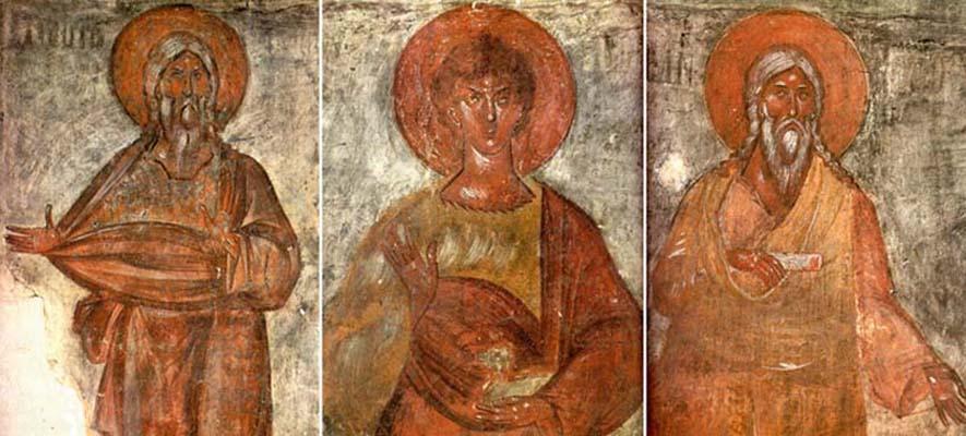 Forefathers Adam, Adel, Seth