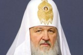 Patriarch Kirill wishes world's spiritual leaders Merry Christmas