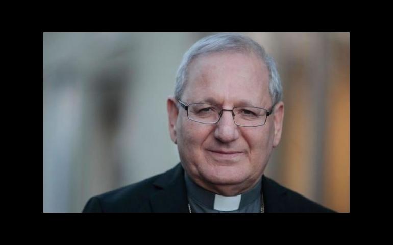 Patriarch Louis Sako of Iraq's Chaldean Catholic Church