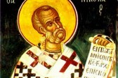 Holy Hierarch Nicholas, Pray Unto God For Us!