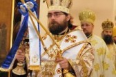 Metropolitan Tikhon congratulates new Primate of the Church in the Czech Lands and Slovakia