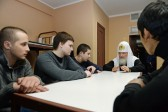 Patriarch Kirill Gives Hope to Inmates With Mandela Story