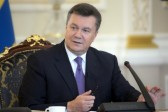 Yanukovich praises church's role in trying to settle crisis