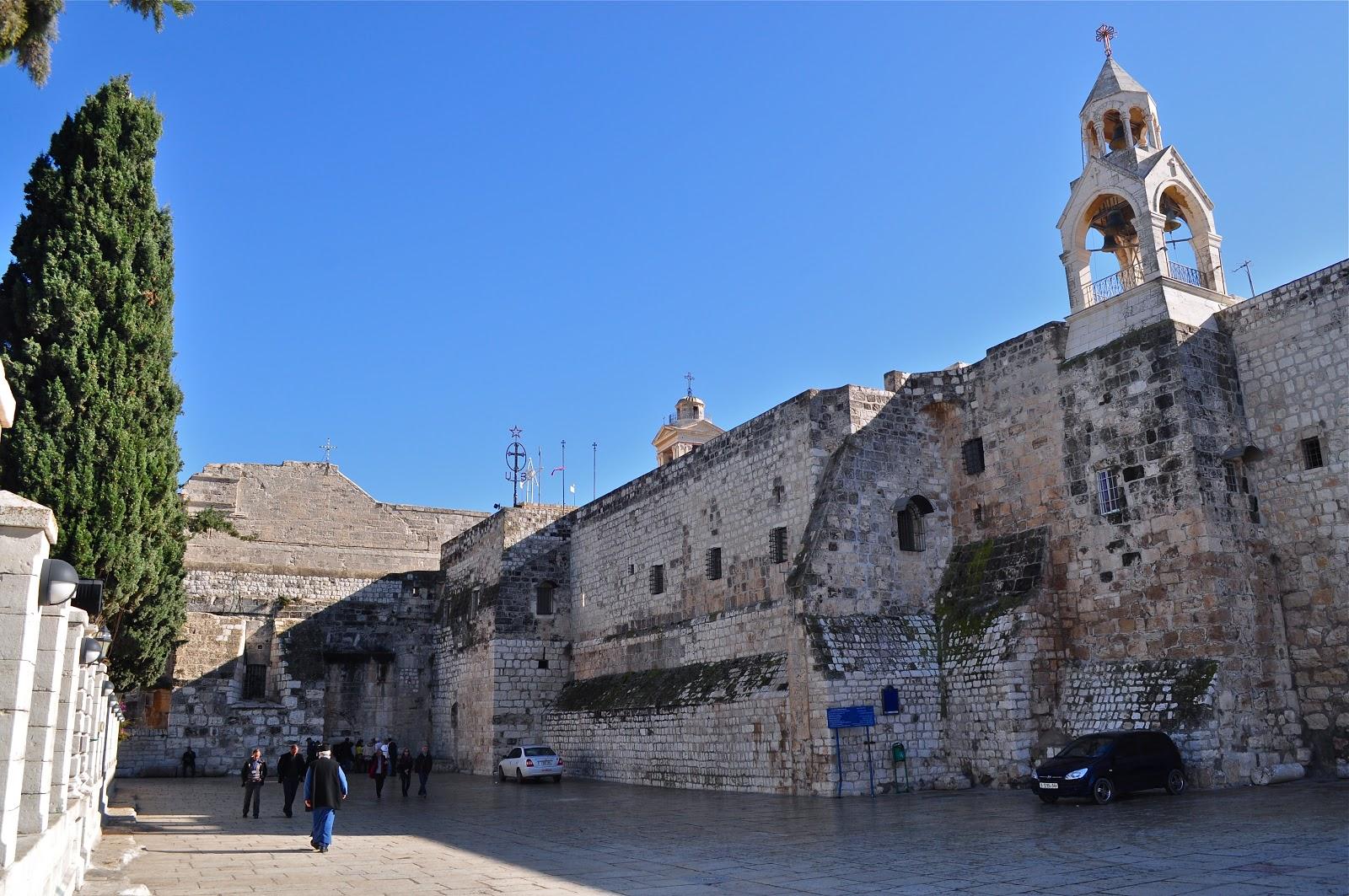 Bethlehem's Church of the Nativity undergoes biggest repair in 600 years |  A Russian Orthodox Church Website