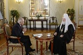Nativity Interview with Patriarch Kirill