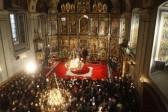Patriarch Irinej Served The Divine Liturgy In Belgrade Cathedral Church