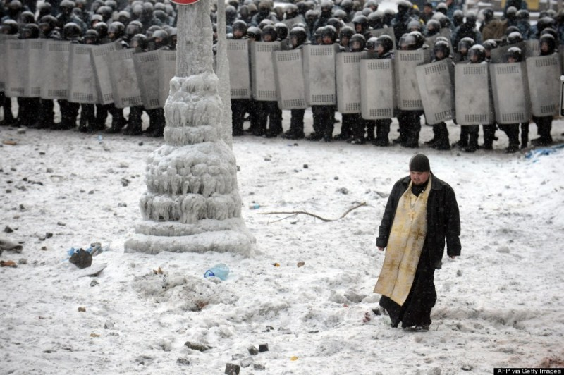 Vasily Maximov/AFP/Getty Images