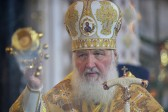 Patriarch Kirill calls to stop the escalation of violence in Syria