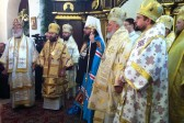The enthronement of the new Primate of the Church of the Czech Lands and Slovakia
