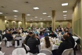 Banquet honoring Bishop David held at University