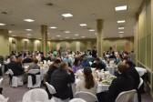 Banquet honoring Bishop David held at University