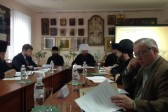 Prof. Meyendorff represents OCA, SVOTS at theological discussions in Kyiv, Ukraine