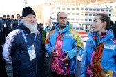Patriarch Kirill's visit to Sochi was a great event for sportsmen, head of his press service says