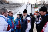 PHOTOS: Patriarch Kirill visits Sochi on the Eve of the Olympics 2014