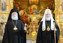 Patriarch Kirill congratulates Primate of the Orthodox Church of Alexandria on his Name Day
