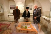 Archbishop Mark visits the Museum of the Imperial Orthodox Palestine Society