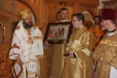 Metropolitan Hilarion of Volokolamsk celebrates Divine Liturgy at St Nicholas parish in Oxford