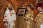 Metropolitan Hilarion of Volokolamsk celebrates Divine Liturgy at St Nicholas parish in Oxford