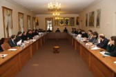 Organising Committee for celebration of the 1000th anniversary of St. Vladimir's demise holds its first session