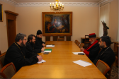 Metropolitan Hilarion meets with hierarch of Assyrian Church of the East