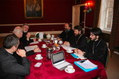Session of Coordinating Committee for Cooperation between the Russian Orthodox Church and the Church of England takes place