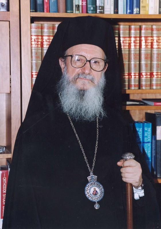 Archbishop Demetrios to Make Official Visit to Cyprus