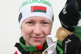 Patriarch Kirill: Darya Domracheva is a true example of great fortitude, courage and persistence