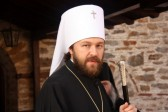 Metropolitan Hilarion of Volokolamskon the Issue of Primacy in the Universal Church