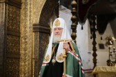 Patriarch Kirill praying no war occurs between Russia, Ukraine