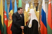 Patriarch Kirill meets with President of the Republika Srpska