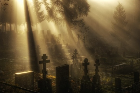 Advocates from Beyond the Grave Talks with Elder Symeon: A Reflection For All Soul Saturdays