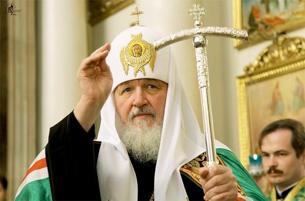 Patriarch Kirill might visit Latvia this fall